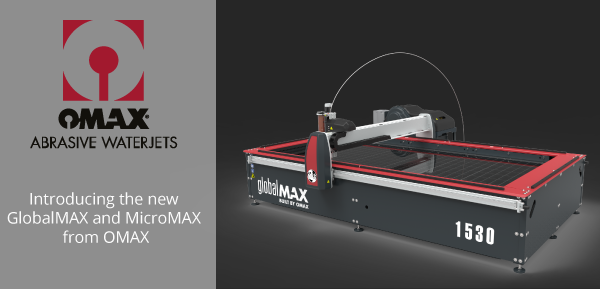 Omax waterjets