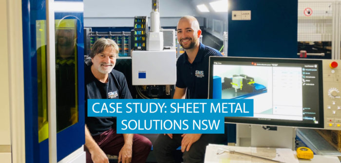 Case Study: Sheet Metal Solutions(SMS)