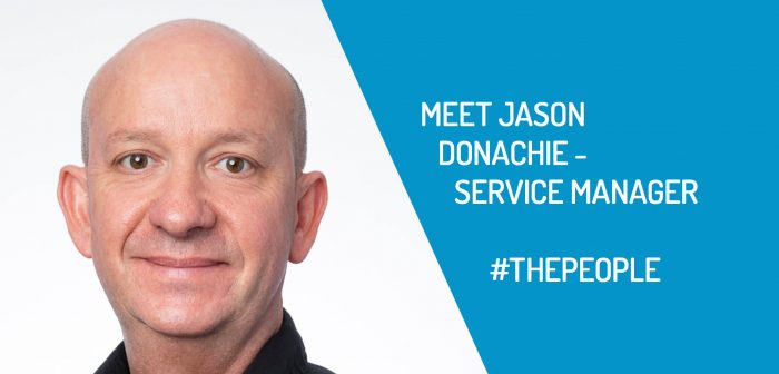 The People: Meet Jason Donachie, Service Manager