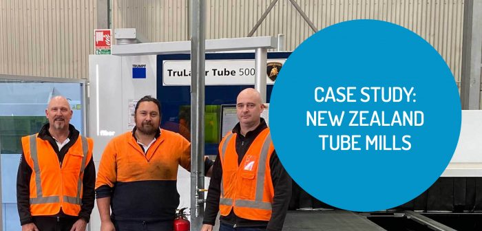 R&D Investment Ensures New Zealand Tube Mills' Success