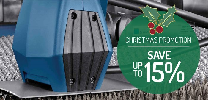 Christmas Promotion - 15% Off Standard Power Tool Pricing