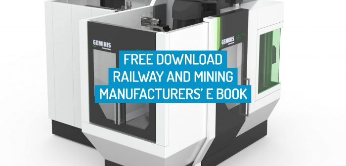 CNC Railway and Mining Manufacturers E Book - Download