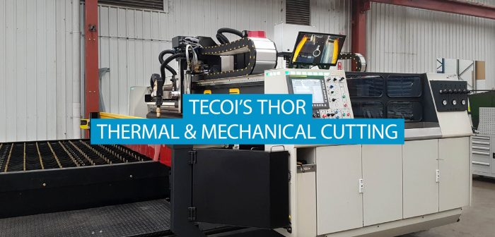 Tecoi's THOR for Thermal and Mechanical Cutting